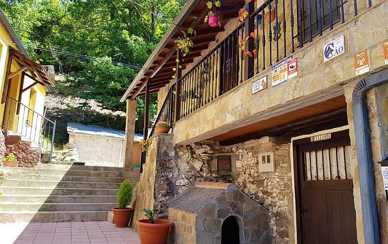 Espaciosa casa vistas a la montaña León