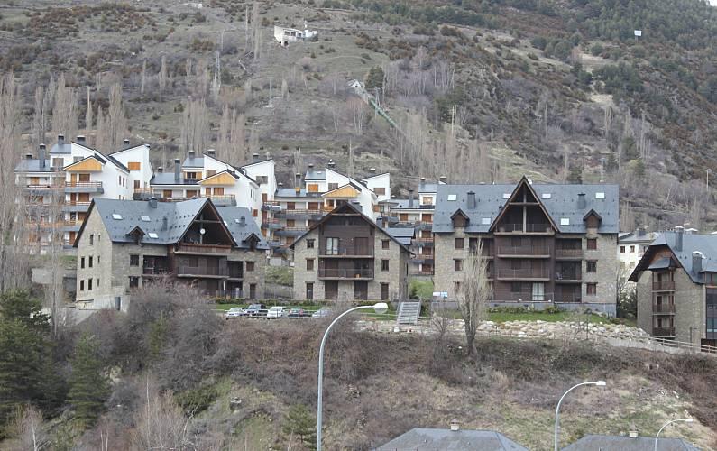 Luxury Outdoors Huesca Sallent de Gállego Apartment - Outdoors