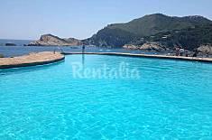 Apartamento de 2 hab. con acceso privado al mar Girona/Gerona