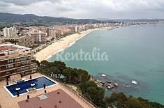 Appartement te huur op 30 meter van het strand Gerona