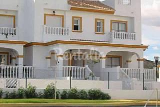 Chalet adosado 3 dormitorios en Playa de Vera Almería