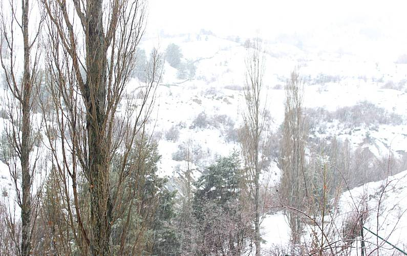 Lujosa Vistas desde la casa Huesca Sallent de Gállego Apartamento - Vistas desde la casa