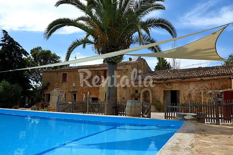 Casa del s xviii con acreditaci n calidad n 1079 manacor - Apartamentos vacacionales mallorca ...