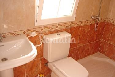 Apartamento en alquiler a 1km de la playa palomares - Banos aire almeria ...