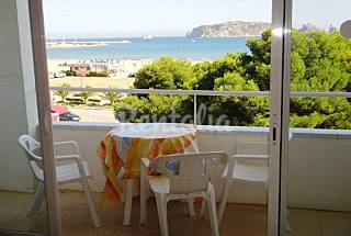 Seafront 3 apartments with pool, for 2-4 withpax Girona