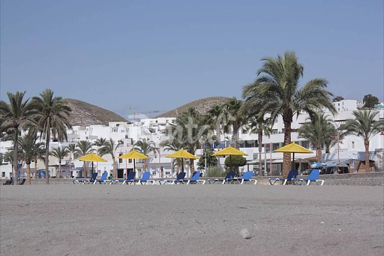 Apartamentos en la playa carboneras almer a costa de almer a - Apartamentos almeria ...