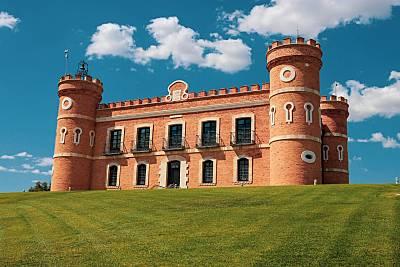 Castillo Monte la Reina en Toro Zamora