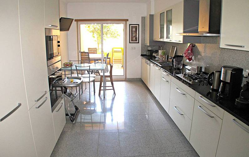 Cascais Kitchen Lisbon Cascais Apartment - Kitchen