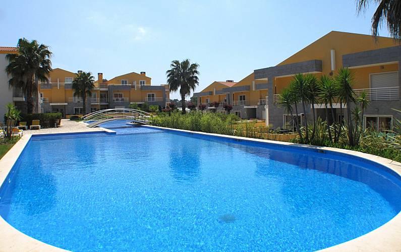Cascais Swimming pool Lisbon Cascais Apartment - Swimming pool