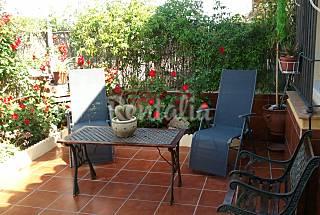 Apartamento de 2 habitaciones a 700 m de la playa Huelva