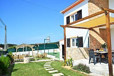 Casa para 11 pessoas a 5 km da praia Leiria
