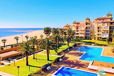 Apartamentos Vista al Mar (Beach Resort)  Huelva
