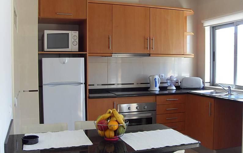 Apartments Kitchen Algarve-Faro Albufeira Apartment - Kitchen
