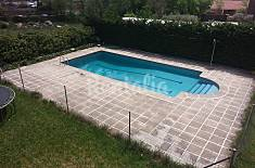 House for 8 people with swimming pool Madrid