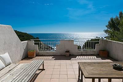 Casa de 3 habitaciones a 100 m de la playa Girona/Gerona