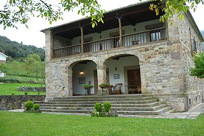 Picos de europa. Potes. Villa para 10 personas Cantabria
