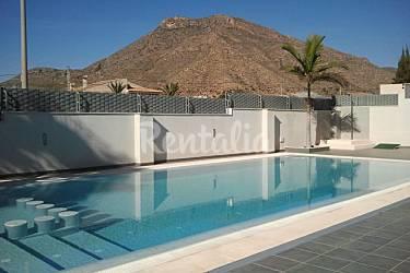 Relaxing Swimming pool Murcia Cartagena House