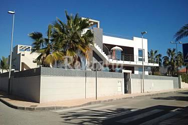 Relaxing Outdoors Murcia Cartagena House