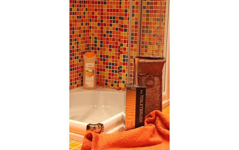 Luxury Bathroom Huesca Sallent de Gállego Apartment - Bathroom
