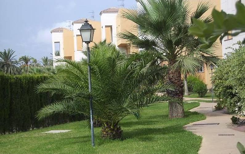 Apartamento Jardín Almería Vera Apartamento - Jardín