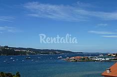Appartement de 3 chambres à 80 m de la plage Pontevedra