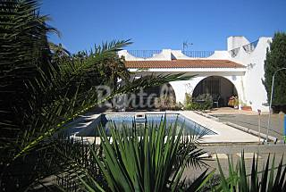 Villa with 3 bedrooms only 350 meters from the beach Almería
