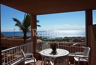 Apartamento para 4-5 personas a 800 m de la playa Almería