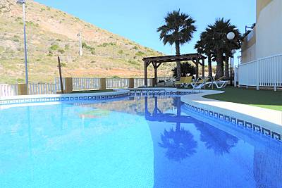 Apartamento en alquiler a 300 m de la playa Murcia