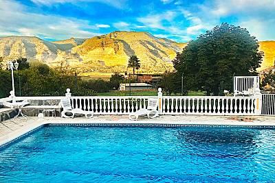 Villa para 8 personas en Urbanizacion Valle del Puntal Granada