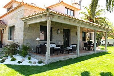 Villa en alquiler a 300 m de la playa en O Grove Pontevedra