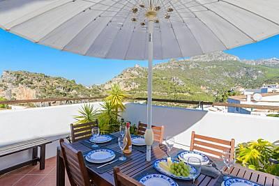 Casa de 3 habitaciones a 15 km de la playa Málaga