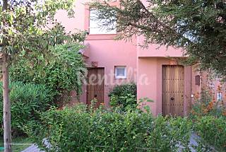 House for 6 people only 800 meters from the beach Huelva