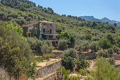 Finca de 40 hectáreas en Sóller (Mallorca) Mallorca