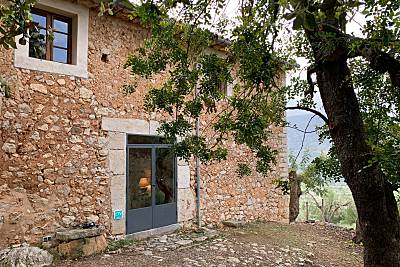 Casa del S XVI en Sierra de Tramuntana Mallorca