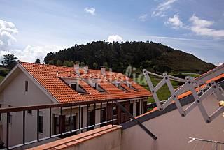 Dúplex 97 m2 para 6 personas a 1500 m de la playa Cantabria