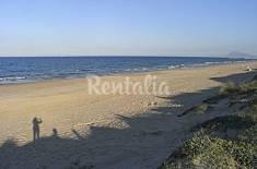 Casa para 4-5 personas a 30 m de la playa Valencia