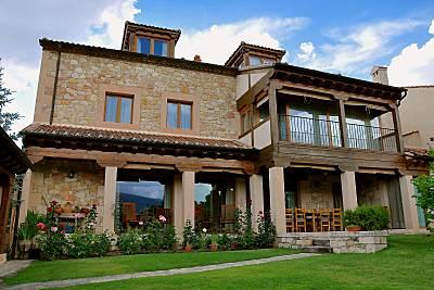 Casa para 14-16 personas en Segovia Segovia