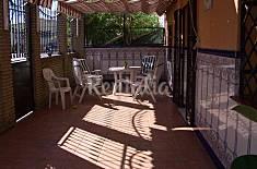 Casa para 5-7 personas a 25 m de la playa Cádiz
