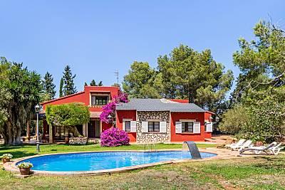 Espectacular villa con piscina Mallorca