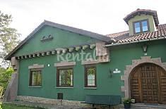 Maison de 4 chambres avec jardin privé Asturies