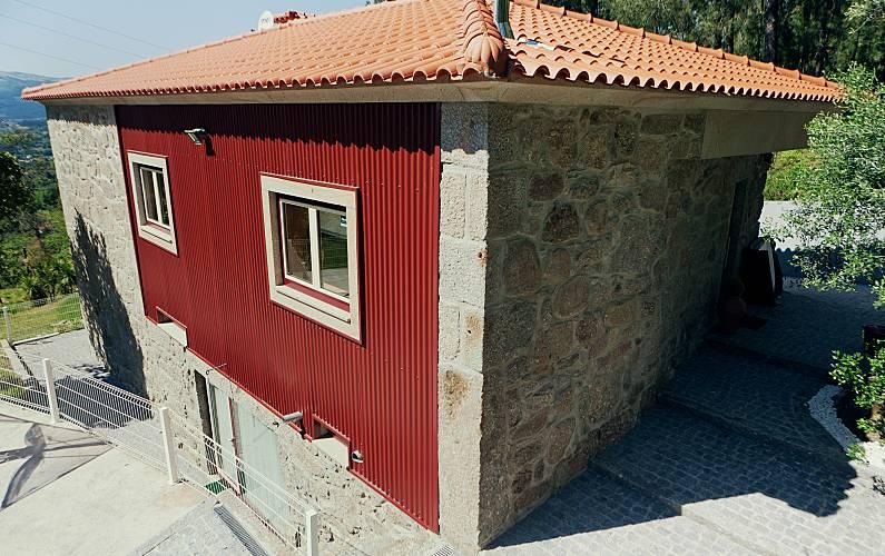 Casa Exterior da casa Braga Amares Villa rural - Exterior da casa