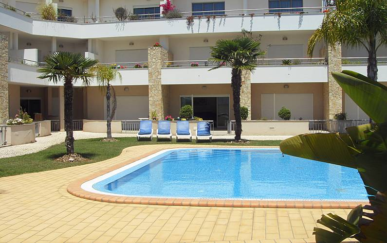 Apart. Swimming pool Algarve-Faro Albufeira Apartment - Swimming pool