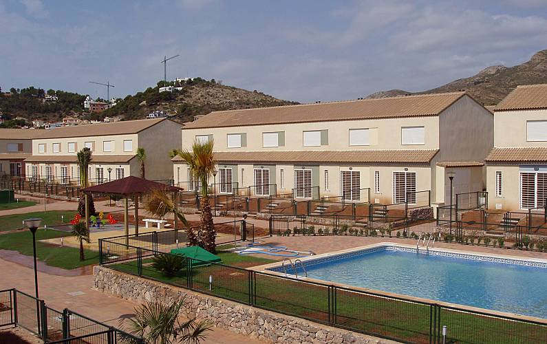 House for rent only 500 meters from the beach Castellón - Outdoors