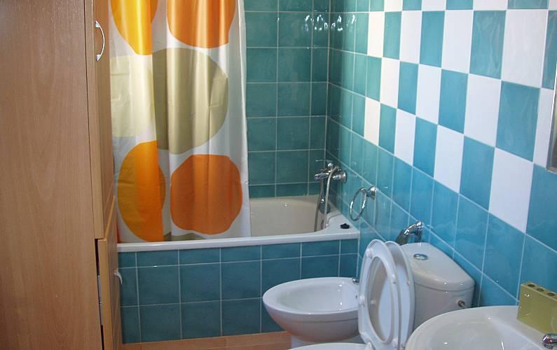Casa Casa-de-banho Castelló Oropesa del Mar/Orpesa casa - Casa-de-banho