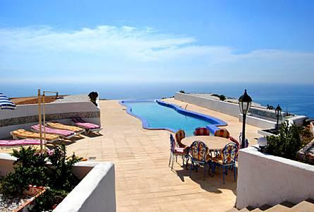 d3d59cf353a43 Villa para 8-10 personas con vistas espectaculares Almería - Terraza ...