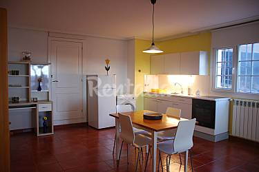 Apartamento Cocina Asturias Coaña Apartamento
