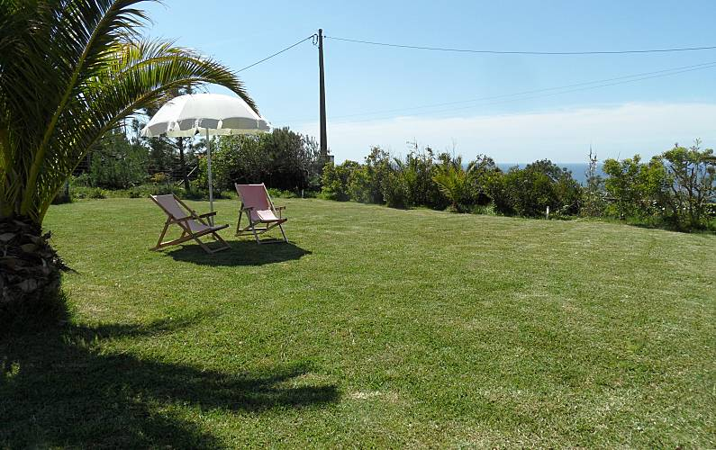 Ericeira Garden Lisbon Sintra villa - Garden