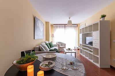 Apartamento de 2 habitaciones a 30 m de la playa Cantabria