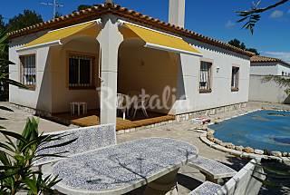 Villa para 4 - 6 personas, a 2,5 km de la playa Tarragona
