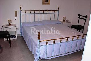 Apartment for 4-7 people only 100 meters from the beach Trapani